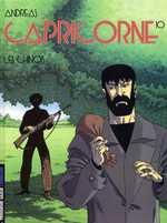 Capricorne T10 : Les chinois, bd chez Le Lombard de Andreas