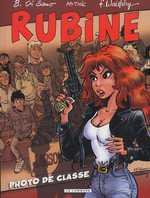 Rubine T11 : Photo de classe (0), bd chez Le Lombard de Mythic, Walthéry, Boyan