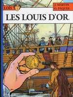 Loïs T2 : Les Louis d'or (0), bd chez Casterman de Martin, Pâques