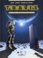Travis T7 : La tarentule (0), bd chez Delcourt de Duval, Quet, Rosa, Schelle
