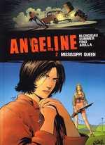 Angeline T2 : Mississipi queen (0), bd chez Soleil de Blondieau, Summer, Fino, Arilla