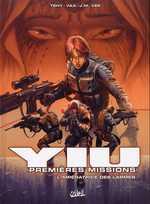 Yiu, premières missions T3 : L'Impératrice des larmes (0), bd chez Soleil de Vee, Tehy, Vax, Oxom FX