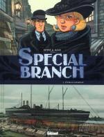 Special Branch – cycle 1, T3 : L'éveil du Leviathan (0), bd chez Glénat de Seiter, Hamo