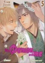 My demon and me T5, manga chez Asuka de Suzuki