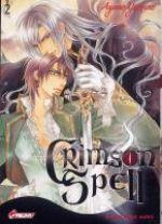 Crimson spell  T2, manga chez Asuka de Yamane