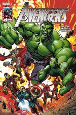 The Avengers (revue) – V 3, T4 : Vision du futur (0), comics chez Panini Comics de Brubaker, Bunn, Bendis, Bagley, Buffagni, Peterson, Finch, Davis, Vitti, Tartaglia, Oback, d' Armata, Martin, Mounts