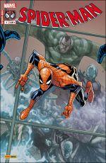 Spider-Man (k) – Revue V 3, T4 : Crimes en haut lieu (0), comics chez Panini Comics de Yost, Wells, Slott, Stegman, Yu, Camuncoli, Olazaba, Ramos, Janson, Delgado, Gracia, d' Armata