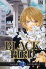 Black bird T13, manga chez Pika de Sakurakouji