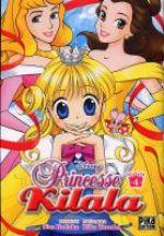 Princesse Kilala T4, manga chez Pika de Tanaka, Kodaka