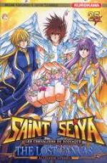 Saint Seiya - The lost canvas  T25, manga chez Kurokawa de Teshirogi, Kurumada