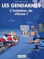 Les Gendarmes T14 : L'imitation de vitesse ! (0), bd chez Bamboo de Jenfèvre, Sulpice, Cazenove