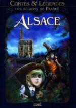Contes et légendes T2 : Alsace (0), bd chez Soleil de Lassablière, David, Acunzo, Cenni, Minguez, Højgaard, Serrière, Ouali, Lamirand, Fabris, Millet, Nino