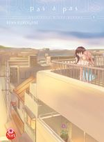 Pas à pas  T1, manga chez Taïfu comics de Kenn