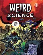 Weird Science T1, comics chez Akileos de Kurtzmann, Feldstein, Gaines, Harrison, Kamen, Wood, Roussos, Ingels, Stan, Vince