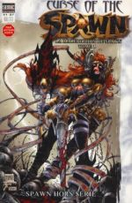 Spawn - Hors série – Curse of the Spawn, T4 : La malédiction de Spawn T3 (0), comics chez Semic de McEllroy, Turner, Nicholas, Broeker, Capullo, McFarlane