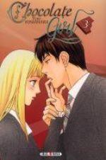 Chocolate girl  T3, manga chez Soleil de Yoshihara