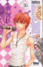 L'académie Alice T26, manga chez Glénat de Higuchi