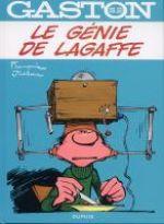 Gaston T2 : Le génie de Lagaffe (0), bd chez Dupuis de Franquin