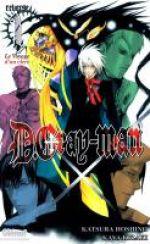 D.Gray-man Reverse T1 : Le voyage d'un clerc (0), manga chez Glénat de Hoshino, Kizaki
