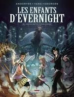 Les Enfants d'Evernight T2 : L'orphelinat du cheval pendu (0), bd chez Delcourt de Andoryss, Yang, Georges