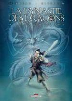La dynastie des dragons T3 : La prison des âmes (0), bd chez Delcourt de Herbeau, Civiello