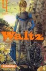 Waltz T4, manga chez Kurokawa de Isaka, Osuga