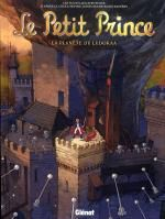 Le Petit Prince T12 : la planète du Ludokaa (0), bd chez Glénat de Bruneau, Karunakara-Chardavoine, Fayolle, Meynier, Moonsun