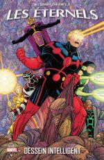 Les Eternels : Dessein intelligent (0), comics chez Panini Comics de Gaiman, Romita Jr, Mounts, Hollingsworth, White