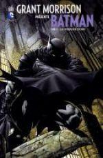 Grant Morrison présente Batman T4 : Le dossier noir (0), comics chez Urban Comics de Finger, Morrison, Williams II, Herron, Milligan, Hamilton, Kolins, Manning, Kubert, Quitely, Dwyer, Moldoff, Daniel, Sprang, Garbett, Finch, Aviña, Hannin, Roy, Major, Steigerwald, Sinclair