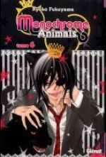 Monochrome animals T6, manga chez Glénat de Fukuyama