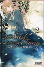 The earl and the fairy T2, manga chez Glénat de Tani, Ayuko