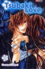 Tsubaki love T11, manga chez Panini Comics de Kanan