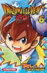 Inazuma eleven GO T6, manga chez Kurokawa de Yabuno, Level-5