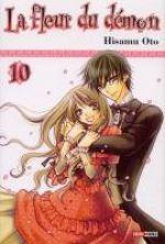 La fleur du démon T10, manga chez Panini Comics de Oto