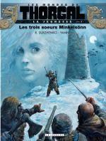 Les mondes de Thorgal – cycle La jeunesse de Thorgal, T1 : Les trois sœurs Minkelsönn (0), bd chez Le Lombard de Yann, Surzhenko