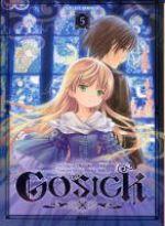 Gosick T5, manga chez Soleil de Sakuraba, Amano