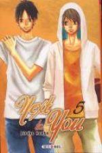 Next to you T5, manga chez Soleil de Namba