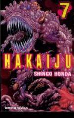 Hakaiju T7, manga chez Tonkam de Honda