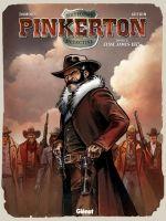 Pinkerton T1 : Dossier Jesse James - 1875 (0), bd chez Glénat de Guérin, Damour, Francescutto