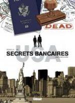 Secrets bancaires USA – cycle 3 : , T5 : Mort à Bethlehem (0), bd chez Glénat de Richelle, Hé, Dupeyrat