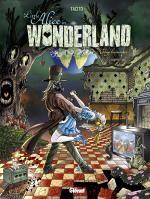 Little Alice in Wonderland T2 : Tango baïonnette (0), bd chez Glénat de Tacito, Derian