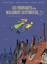 Les Chroniques d'un maladroit sentimental T1 : Petit béguin & gros pépins (0), bd chez Vents d'Ouest de Zabus, Casanave, Larcenet