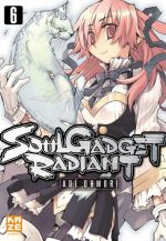Soul Gadget Radiant T6, manga chez Kazé manga de Oomori