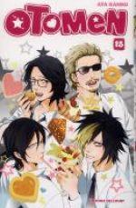 Otomen T15, manga chez Delcourt de Kanno