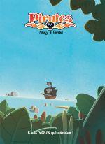 Pirates - Journal d'un héros, bd chez Makaka éditions de Shuky, Gorobei