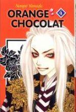 Orange chocolat T4, manga chez Tonkam de Yamada