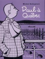 Paul T6 : Paul à Québec (0), bd chez La pastèque de Rabagliati