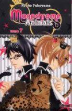 Monochrome animals T7, manga chez Glénat de Fukuyama