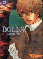 Dolls T7, manga chez Kazé manga de Naked ape, Lira Kotone, Nakamura