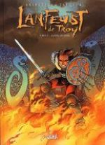 Lanfeust de Troy – cycle 1, T3 : Castel Or-Azur (0), bd chez Soleil de Arleston, Tarquin, Livi
